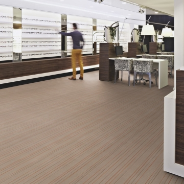 Ковровое покрытие Forbo Flotex Linear Pinstripe Oxford Circus
