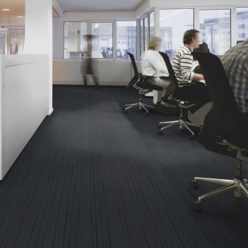 Ковровое покрытие Forbo Flotex Linear Pinstripe Piccadilly