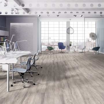 Виниловый ламинат Forbo Allura Wood White Raw Timber