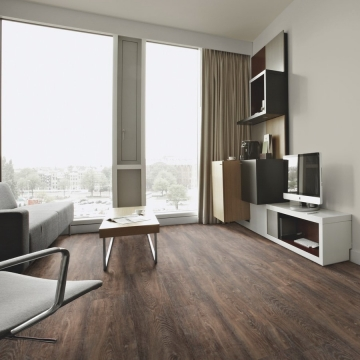 Виниловый ламинат Forbo Allura Wood Brown Raw Timber