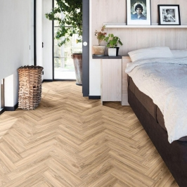 Виниловый пол Moduleo Parquetry Blackjack Oak 22229Y