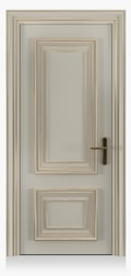 Rada Doors Antique ДГ-2 Color-08 золотая патина