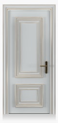 Rada Doors Antique ДГ-2 Color-05 золотая патина