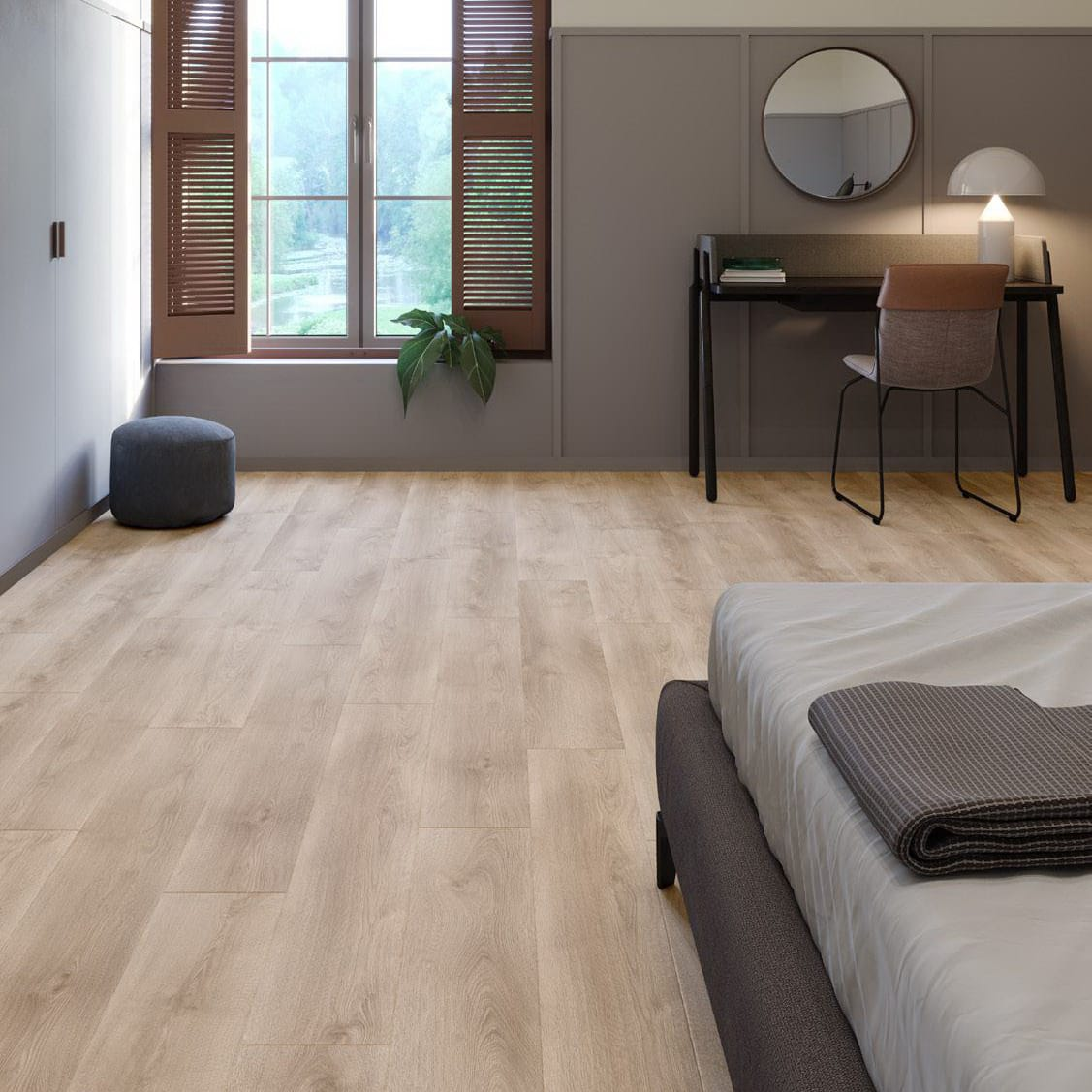Виниловый пол Moduleo Impress LayRed Sherman Oak 22221